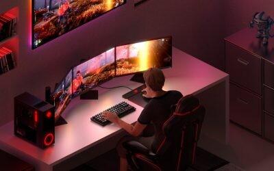 Las GeForce RTX Serie 30 inauguran un nuevo gaming y así ha adaptado OMEN sus equipos para exprimirlo al máximo