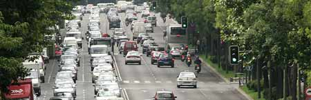 Dia sin coches en Madrid, 2006