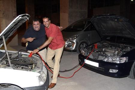 Cables batería. Imagen:  Penyes Valencia, CF