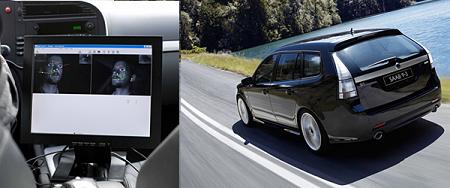 Saab. Driver Attention Warning System