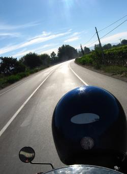 Moto Carretera