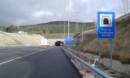 Túnel de Guadarrama