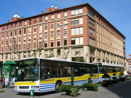 Autobuses de bizkaibus