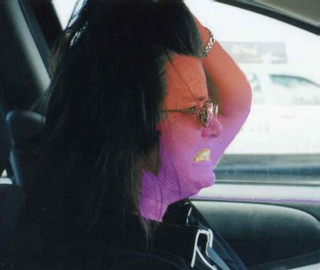 Estrés al conducir