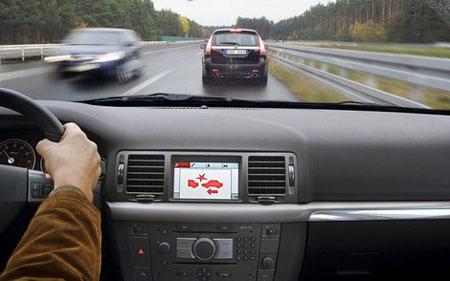 GPS activado