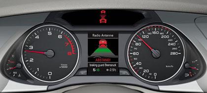 Audi Braking System