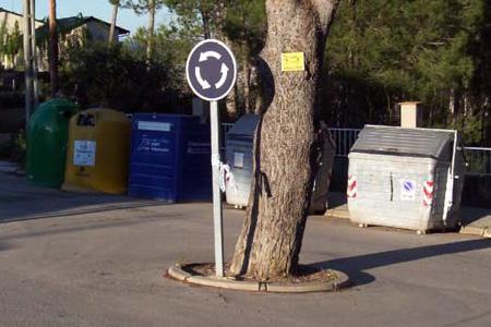 Mini-rotonda, Vallirana