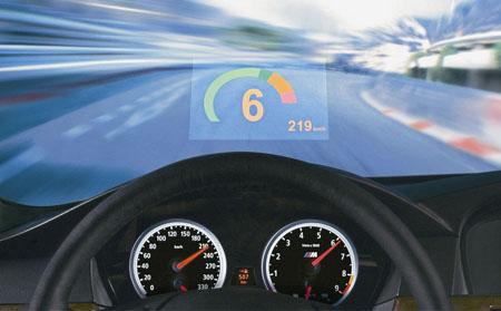 Velocimetro BMW M6