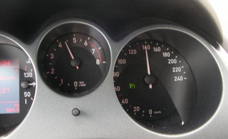 Circulando a 140 Km/h