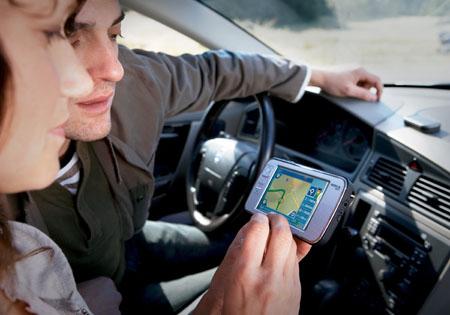 Navegador Nokia N800