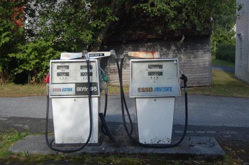 Surtidores de combustible