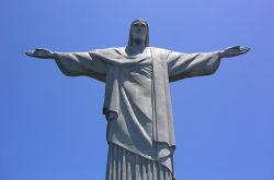 Cristo redentor, en Corcovado