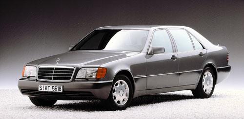 Mercedes-Bens Clase S (W 140)