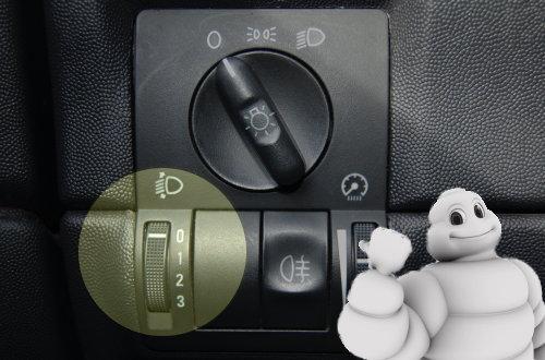 Con el coche cargado revisa el reglaje de los faros - Como pulir faros de coche ...