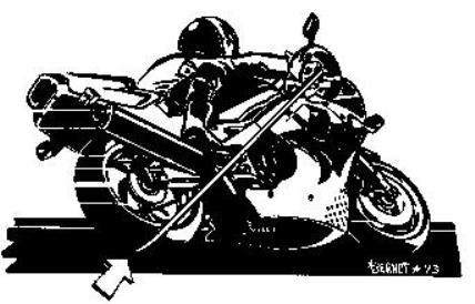 Dibujo moto