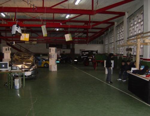 Exposicion La Salle
