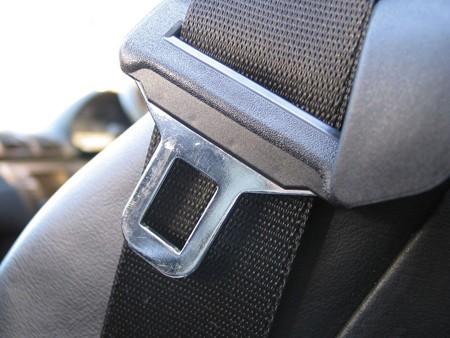 Hebilla del cinturon de seguridad