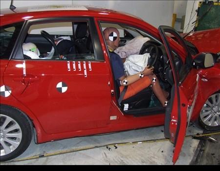 Subaru Impreza - EuroNCAP