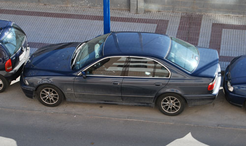 Parking extremo