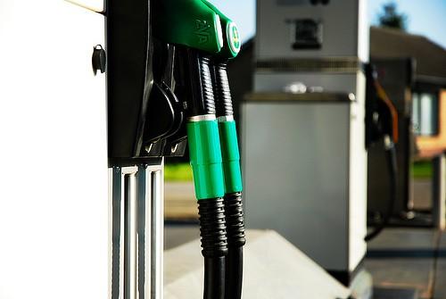 Manguera de gasolina