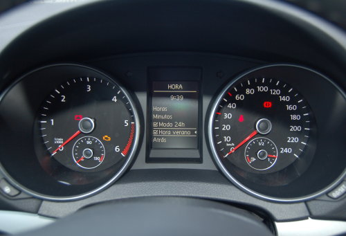 Reloj con cambio de hora de verano automático