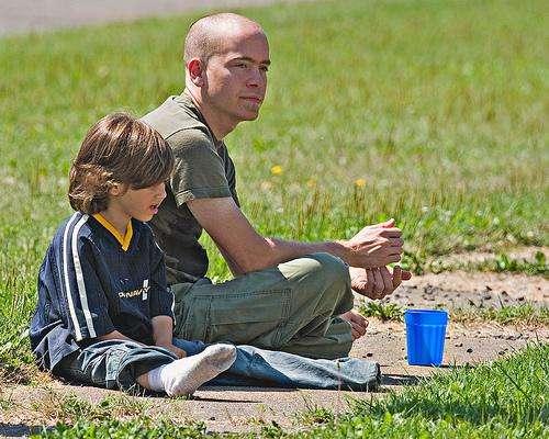 Conversación entre padre e hijo, base de la Educación