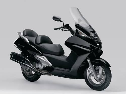 Scooter rueda pequeña