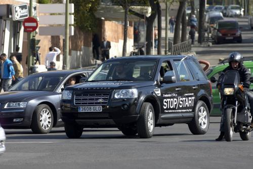 Land Rover Freelander Stop&Start