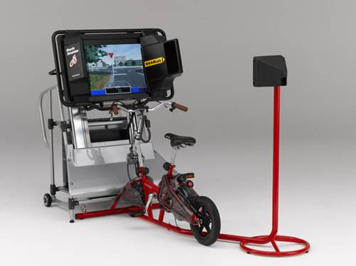 Honda Bicycle Simulator