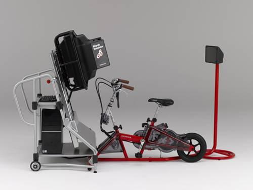 Honda Bicycle Simulator