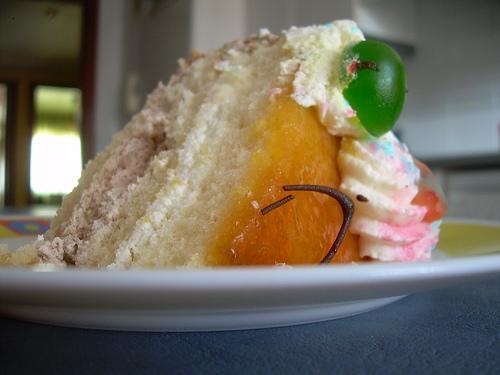 Pastel para la conmemoración de 1000 posts sobre seguridad vial