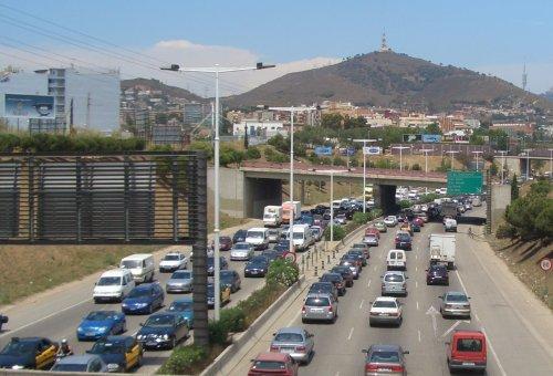 Ronda de Dalt de Barcelona