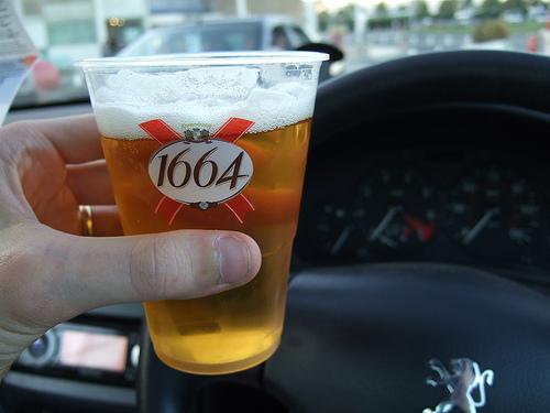 Cerveza volante