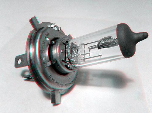Bombilla de repuesto para luz de cruce