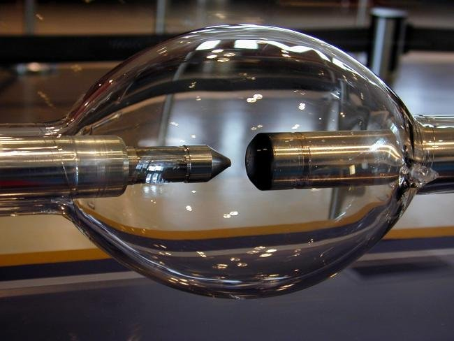 Lampara de Xenón usada en proyectores IMAX