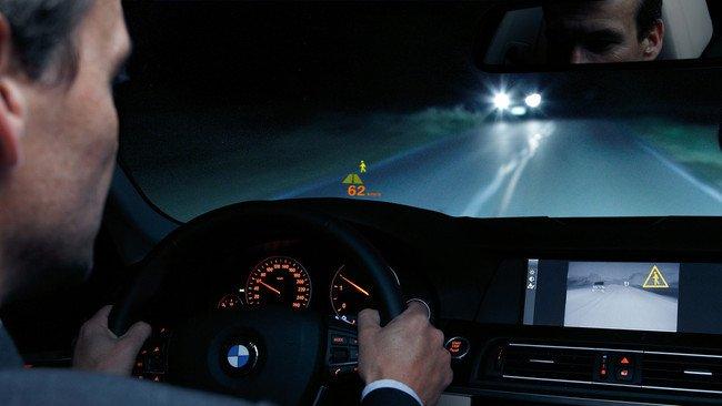 Sistemas de seguridad BMW