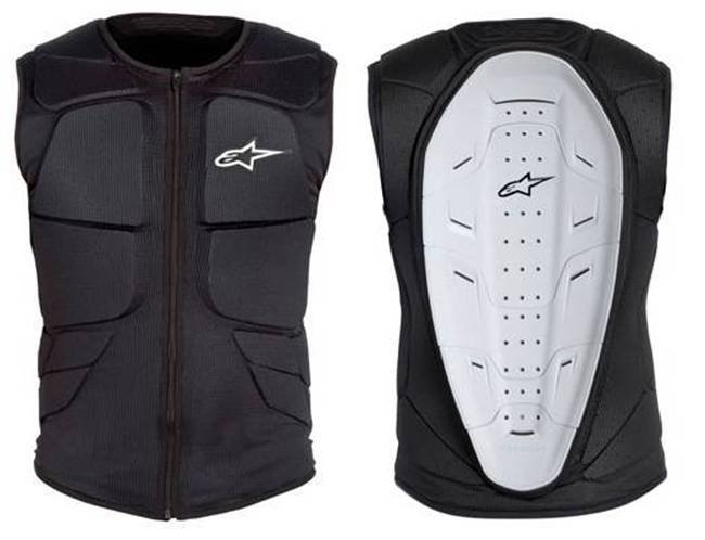 Track Protection Vest