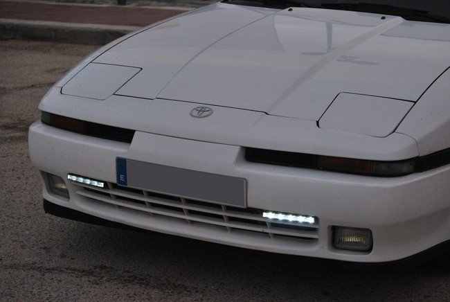 Toyota Supra DRL