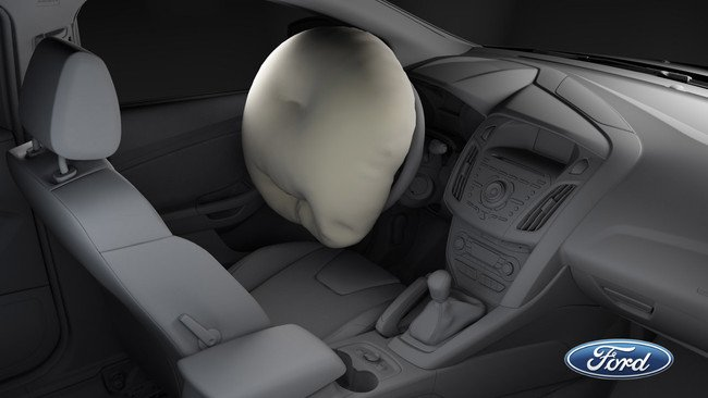 Airbags Ford 2012