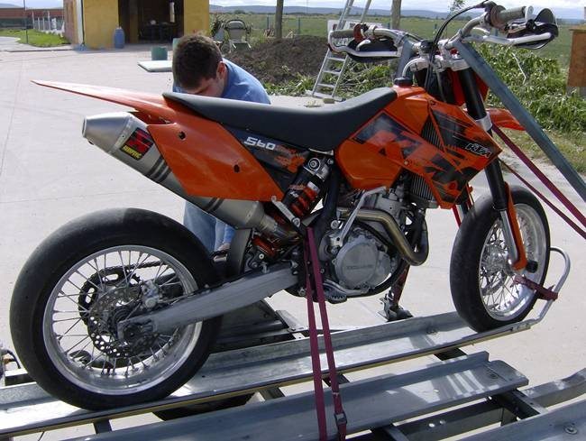 Moto Remolque