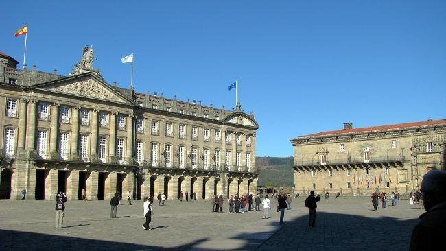 Pazo de Raxoi, Presidencia de la Xunta de Galicia