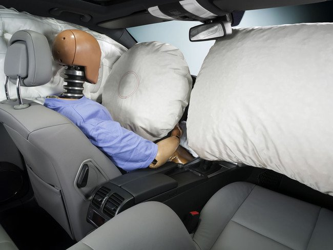 Airbags Mercedes-Benz