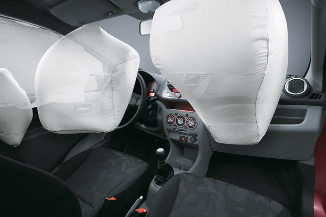 Resultado de imagen para el oro en los airbag