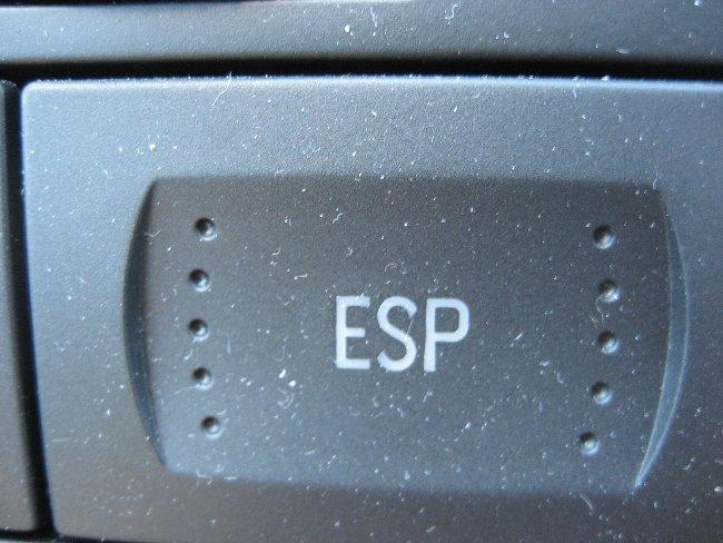 Botón de desactivación del ESP