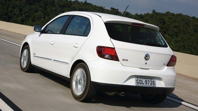 Latin NCAP Volkswagen Gol