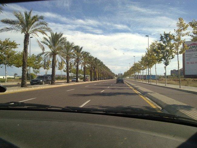 Ronda Nord, Valencia