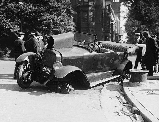 Accidente de trafico de 1919