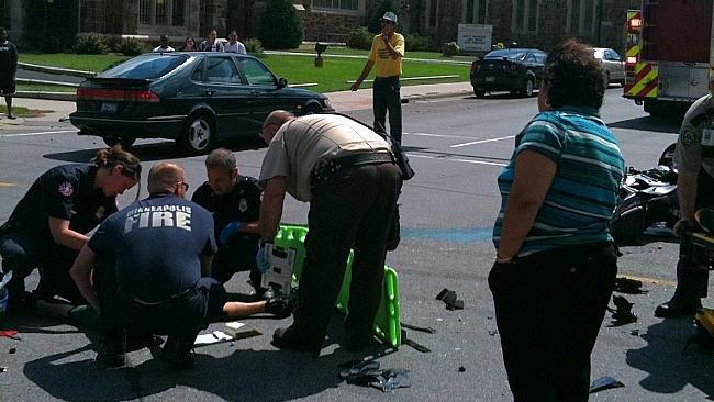 Actuación de los equipos de emergencia