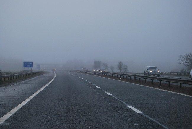 Autovia en Reino Unido