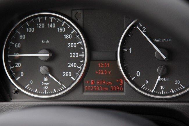 Consumo BMW 320d